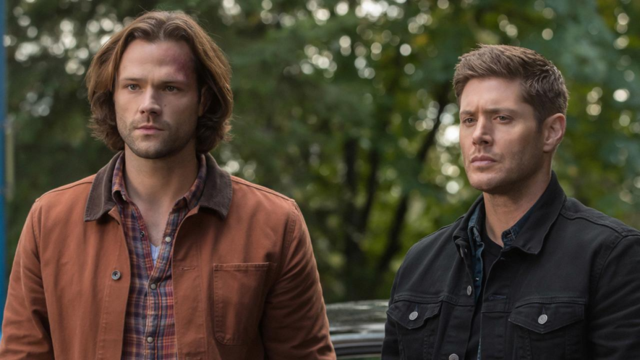 Supernatural: Sam and Dean