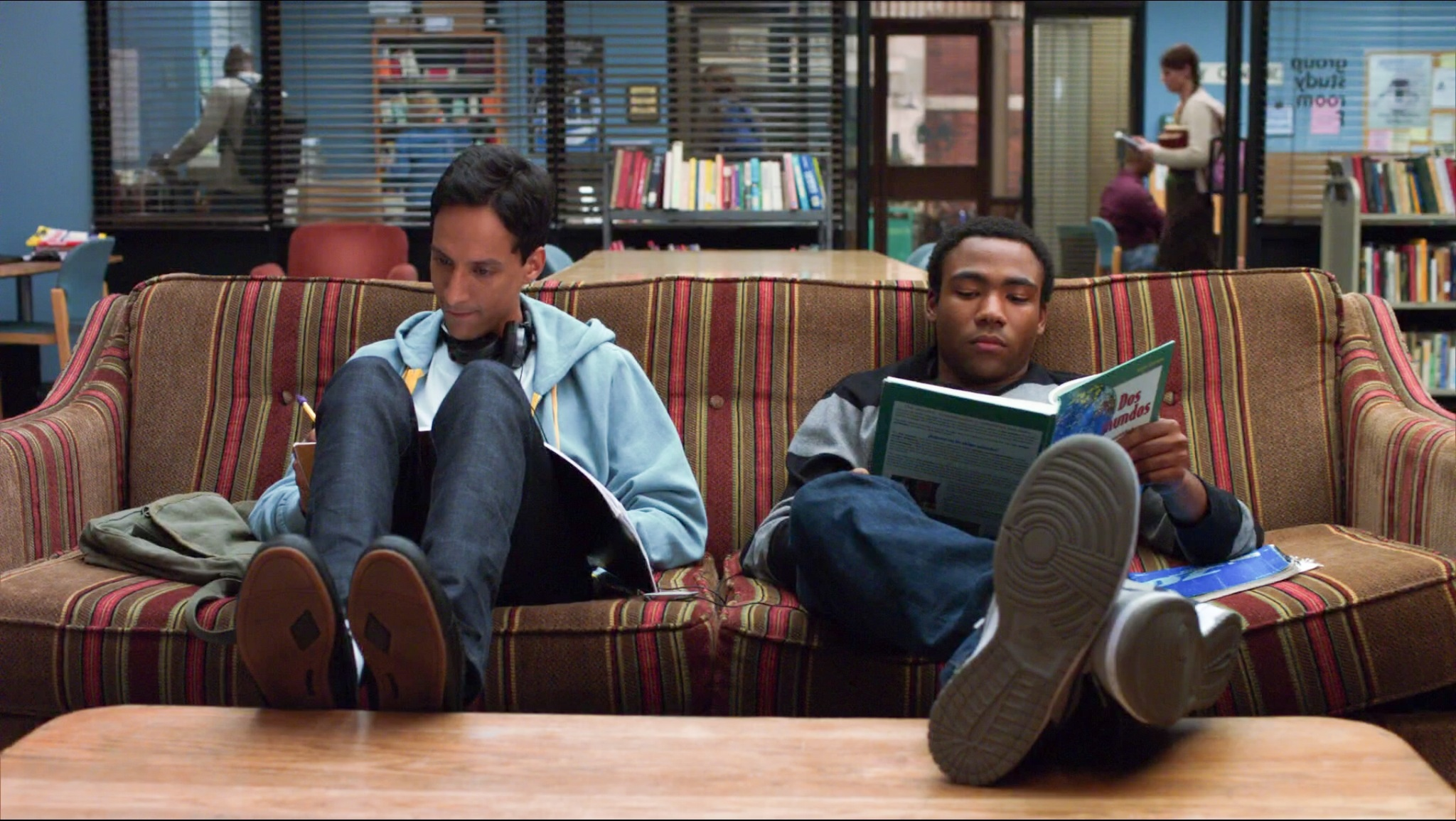 Community: Troy and Abed